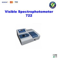Wholesale Visible spectrophotometer with digital display