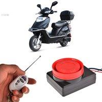 Wholesale Top Quality Motorcycle Anti Theft Security Alarm System Remote Control Engine Start Low Price