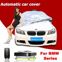 Wholesale New Arrival Automatic Car Cover Remote Control Automatic Car Covers One Button Operation for BMW X1 X3 X5 Series