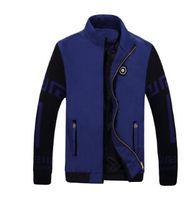 autumn yard decorations - Fall The new autumn decoration collar men jacket Big yards men s casual wool coat sleeve