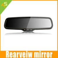 adjust monitor brightness - Car Rear View Mirror Monitor quot Color TFT LCD Display Car Parking sensor Auto Adjust Brightness