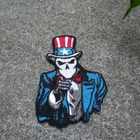 activity patches - I Want You Embroidery Patch EDC Gear Outdoor Activity Badge Uncle Sam Armband