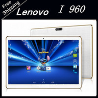 Wholesale Lenovo New I960 tablet computer G tablet inch Android Octa core tablet android Ram GB Rom GB