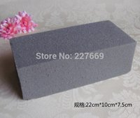 Wholesale Cheap Wedding Arrangements - Wholesale-Free Shipping 2pcs lot wholesale cheap Foam Artificial Flower Dry Mud for DIY Flower Arrangement