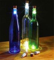 Wholesale Best price LED Bottle Shaped Rechargeable USB Bottle Light LED Turn Bottle in Night LAMP Cork Plug Wine Bottle Atmosphere Light