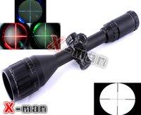 3-9x50 - original LEAPERS UTG X50 Full Size AO Mil dot RGB Zero Locking Resetting Rifle Scope Hunting Scope