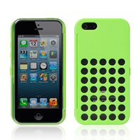 iphone 5c - New Arrival Candy Grip TPU Gel Soft Silicone Rubber Case Cover Skin Shell for Iphone C Mix Colors DHL