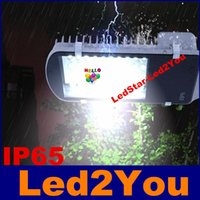 Wholesale Led Street Light W W W W W W W Led Flood Lights Super Bright Waterproof IP65 Led Outdoor Lighting AC V
