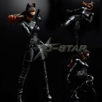 anne hathaway movies - Sexy Batman The Dark Knight Original CATWOMAN Cat Woman Selina Kyle by Anne Hathaway Play Arts No PVC Figure