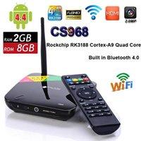 av mic - 2MP Camera Android TV Box CS968 RK3188 Quad Core G G with Mic Bluetooth XBMC Install HDMI AV USB RJ45 OTG WiFi Google Media Player