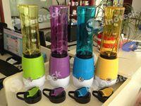 Wholesale Shake n take3 Multicolour Mini Juicer Portable Juicer Blender Milk And Fruit Juicer Free DHL Factory Direct