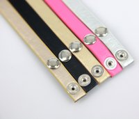 Wholesale 2014 Hot Sale Useful Five Colors Leather Bands for Wrap Leather Bracelets PU PU