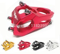 bike cnc - g riser mm stem dh FR MTB bike funn short stem down hill CNC hollow fixie fixedgear BMX bike stem