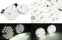 Wholesale 2PCS White LED Rear Turn Signal Light Blinker Harley Road King Glide Electra