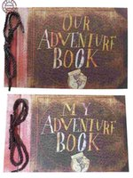adventure book scrapbook - Pixar UP My Adventure Book or Our Adventure Book It s Worthy to Have DIY Scrapbook Wedding Photo Album Anniversary Gifts