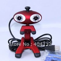 Wholesale 10pcs free fedex a USB D D Web Cam Camera Webcam For PC Laptop MSN Skype