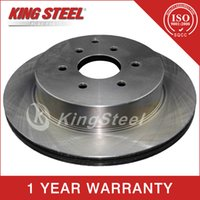 Wholesale OE No EA00A Brake Disc Used for Pathfinder R51 Navara Spare Parts
