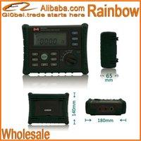 Wholesale MASTECH MS5203 Digital Insulation Resistance Tester Multimeter Megger Mohm to Gohm HV meter V V output