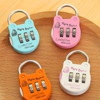 aluminium padlock - A06 lock small padlock bags lock the gym wardrobe Drawer