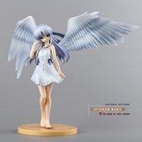 action smile - Angel Beats Tenshi Kanade Tachibana Good Smile ver Limited quot cm PVC Action Figure Toy SGFG002