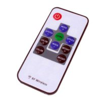 Wholesale New Mini Wireless RF RGB Controller with Remote Control A For LED Strip Light