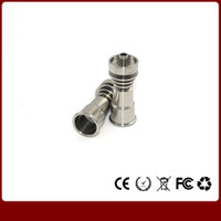 Wholesale Cheapest New titanium domeless nail gr2 mm for water Pipe fast ship