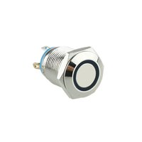 Cheap Mini Swithch 12mm 3V Momentary On Off Push Button Switch Car Auto Boat Led Switch Circuit Control Electrical Modifications