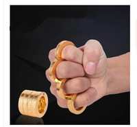 Wholesale Professional Self Defense Products Self Defense Ring SOS Emergency Rescue Defense Tool
