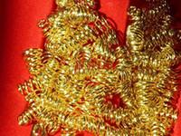 Wholesale 10PCS Super fierce ST90 ST50 MCE P7 large current gourmet gold plated spring