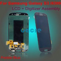 galaxy s3 digitizer - Broken LCD Replacment Parts LCD Digitizer Assembly Brande New Display Original Test One by One for Samsung Galaxy S3 i9300
