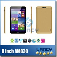 Wholesale 8 Inch Windows Tablet pc Intel Baytrail Z3735 Quad core inch windows tablet GB GB inch Windows Tablet