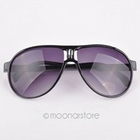 Wholesale 1pcs Cool Anti UV Boy Gril Fashion Aviator Glasses Cute Large Kids Sunglasses Shades Children Y70 MPJ041 M5