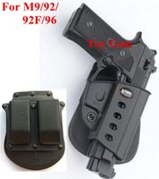 Wholesale Fobus Standard Gun Holster Magazine Box For M9 F Highest Quality Guaranteed Lightweight and Durable Holster Hunting Airsof