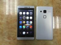 achat en gros de cheap mobile phone in china-Fabriqués en Chine téléphones mobiles 4,5 pouces mate7 téléphone dual-core smartphones Android téléphones gros pas cher livraison gratuite USB / FEDEX / TNT Post Logi