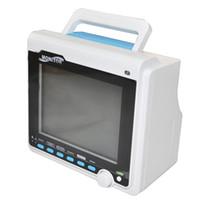 Wholesale 8 inch ICU CCU Parameter Patient Monitor NIBP SPO2 ECG TEMP RESP PR CE Proved