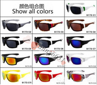 Wholesale 2015 brand Bicycle Sports sunglasses Cycling Eyewear Cycling Riding Protective Goggle cool cycling glasses UV400 sunglasses A free ship