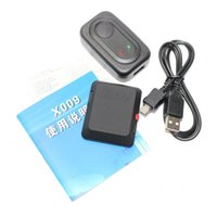 Wholesale Hot Sale Latest Edition X009 Mini Camera Monitor Video Recorder SOS GPS DV GSM Mini Camcorders MHz With Charger