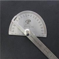 angle ruler - Holesale practical Stainless Steel Digital Angle Finder Meter Protractor Gauge Scale Ruler Measuring Gauging tool