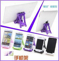 Cheap Universal Car Fold-up Desk Mount Bracket Stand Holder For iPad 2 3 4 5 6 Air Air2 Mini iPhone 4 6 Plus Samsung Galaxy Tab Tablet PC HTC LG