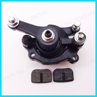 motorcycle rear disc brake - Rear Disc Brake Caliper Pads Stroke cc cc Mini Moto Scooter Pit Dirt Pocket Bike Quad ATV Motorcycle order lt no track
