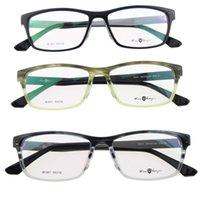 fashion eyeglasses frame - Optical Frames Acetate Material Men Women Style Spectacle Frames Eyeglasses Colors Fashion Style Hot Sales