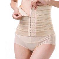 beam strap - Women Body Shaper Sculpting Waist Belt Postpartum Tummy Girdle Tight Waist Beam Straps Cincher Corset Weight Loss Slimming Belt
