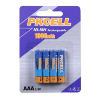 alkaline battery recharger - 8pcs Pack Ni MH AAA mAh V Rechargeable Battery for Camera Flashlight Toy recharger battery rechargeable flashlight batteries