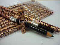 Wholesale 6pcs New eyebrow pencil makeup eyebrows cosmetics brow eye liner tools brow Pencil with Brush