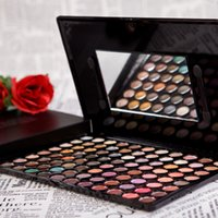 bare mineral eye shadow - Bare Minerals Warm Color Eye Shadow with Brushes Professionals Makeup Palettes