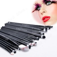 powder brush - Professional Makeup Brushes Set Powder Foundation Eyeshadow Eyeliner Lip Brush Tool SV009567