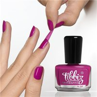 Wholesale new brand water based polish nail enamels can be strippable odorless and non toxic