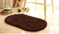Wholesale Hot Retail Living Room Floor Hallway Shenil Doormats Pad Matting Protect Rugs Floor Cover