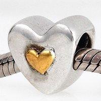 925 sterling silver Bead Happy Anniversary Bracelets Européens pour Bracelets Pandora Colliers