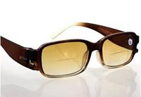 bifocal reading sunglasses polarized - R8806 Retro Eyeglasses polarized lenses bifocal Sunglasses Reading Glasses with Case for men amp